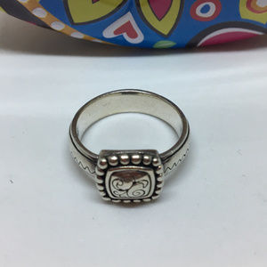 Brighton Classic 925 Sterling Ring Size 8.5